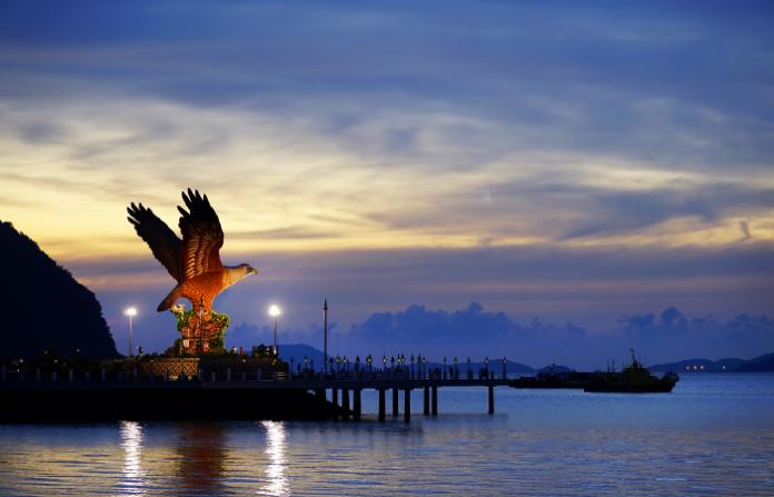 Langkawi Island Eagle