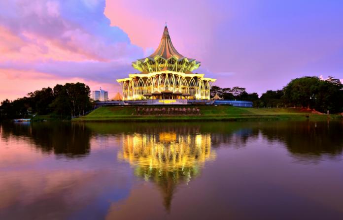 Kuching Architecture