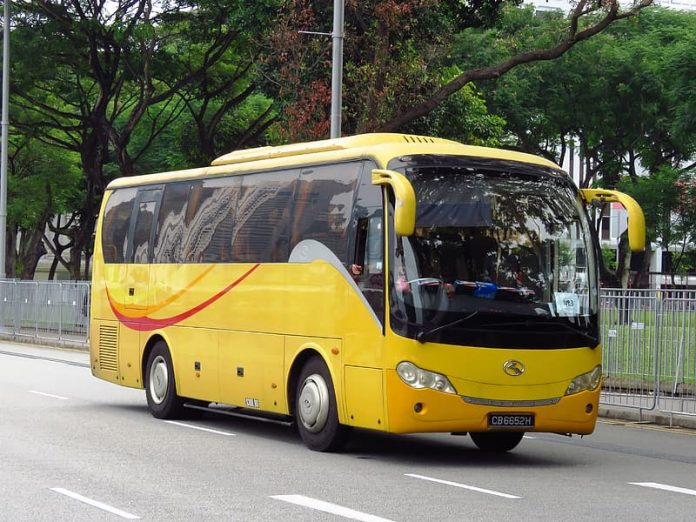 Popular bus operators in Malaysia