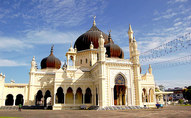 Zahir Masjid, Alor Setar, Malaysia