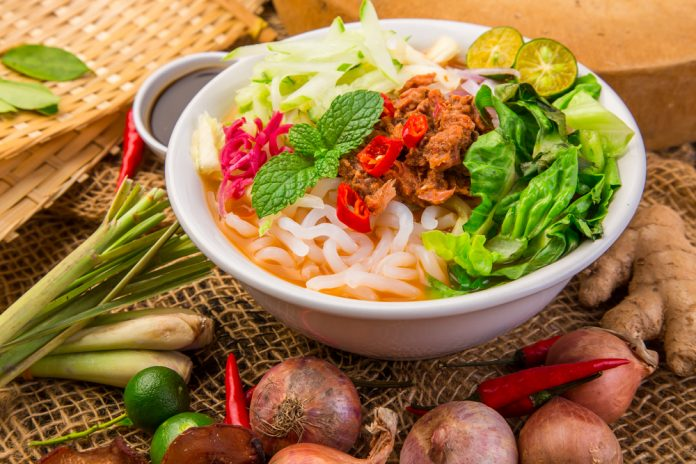 Popular Penang Food